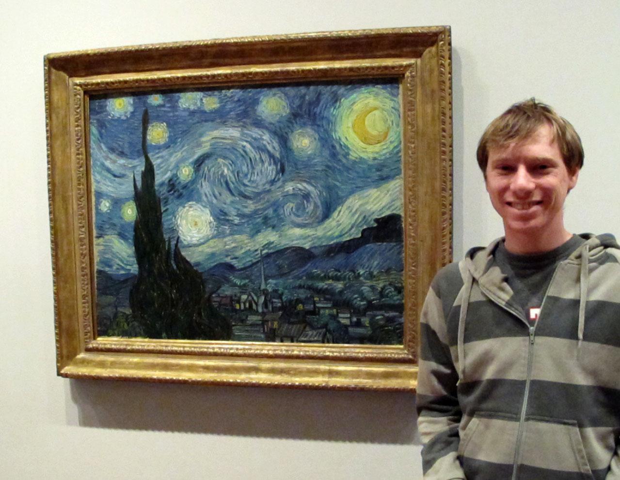 NYC Museum (Van Gogh)