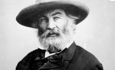 Walt Whitman - the original hipster?