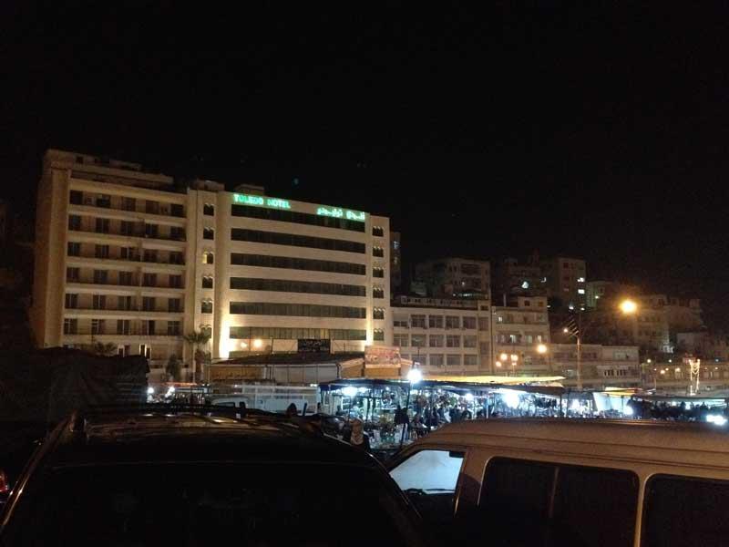 Toledo Hotel in Amman, Jordan