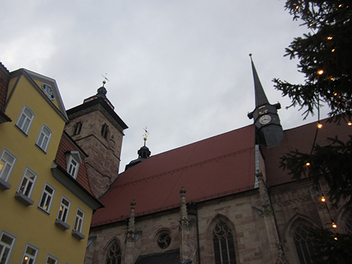 Schmalkalden architecture