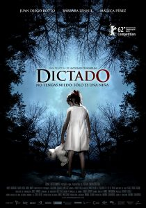 "Dictado ""Childish Games"" movie poster"