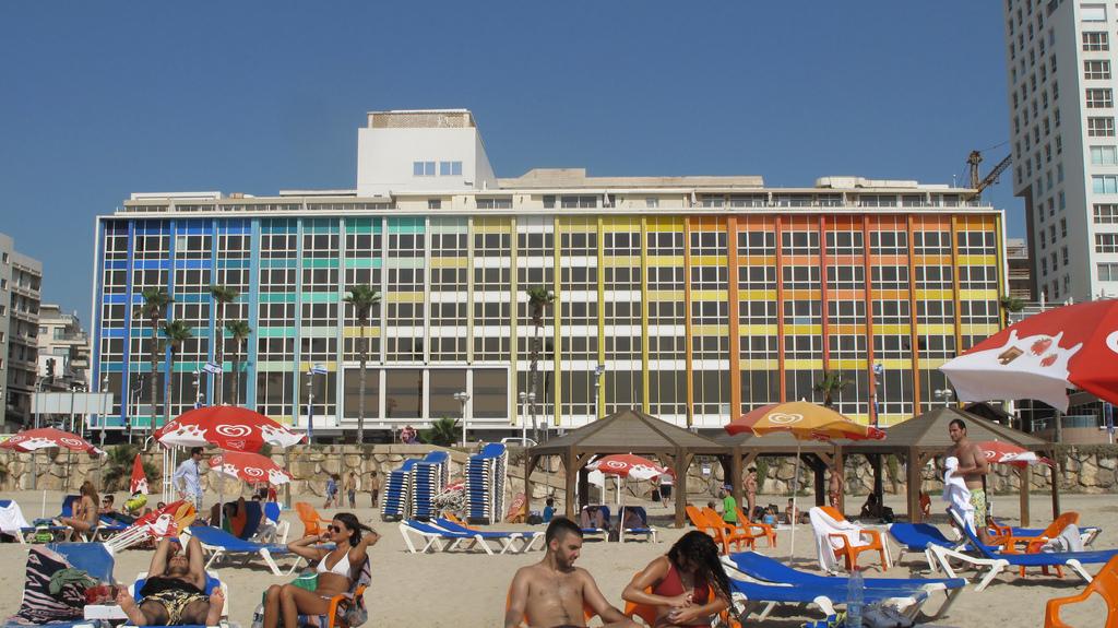 Frishman Beach, Tel Aviv