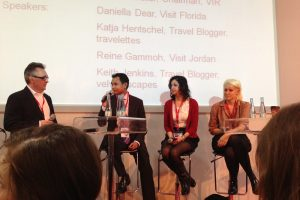 ITB Travel blog panel discussion
