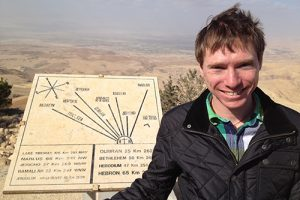 Travels of Adam at Mt Nebo