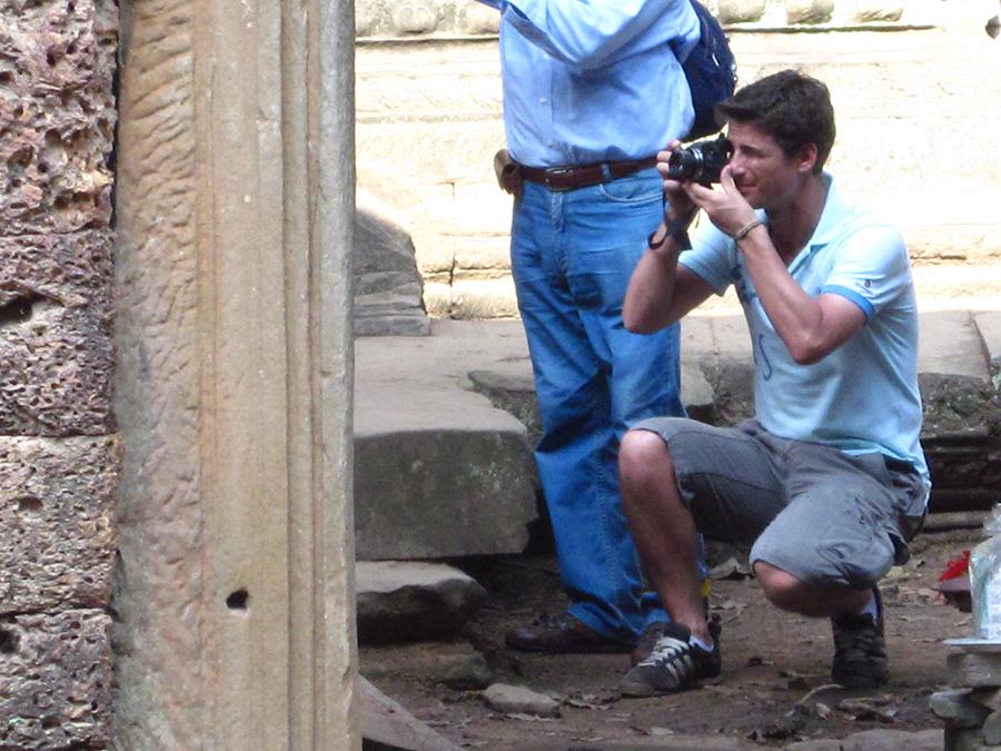 Ta Prohm temple, Angkor, Cambodia 4