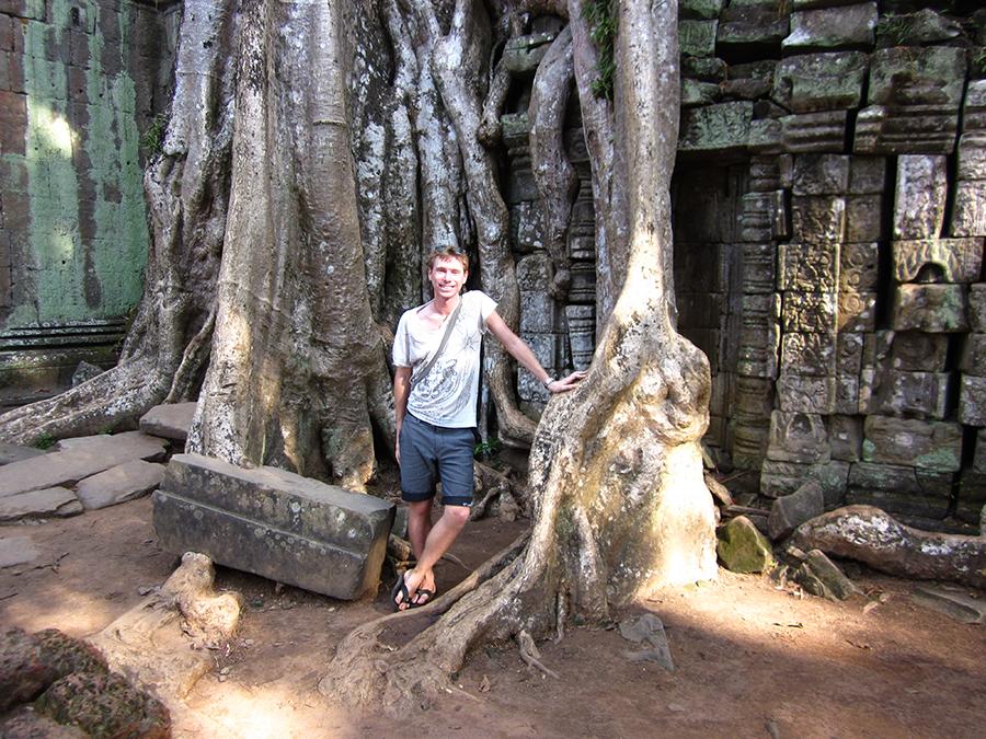 Ta Prohm temple, Angkor, Cambodia 5