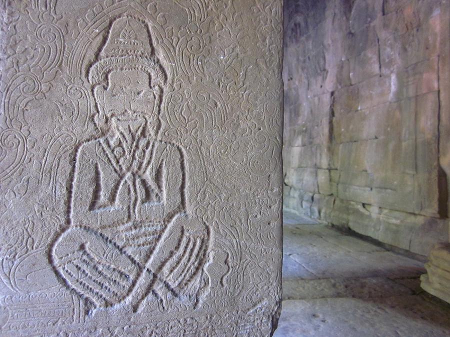 Ta Prohm temple, Angkor, Cambodia 8