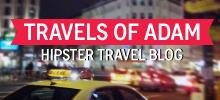 Hipster Travel Blog