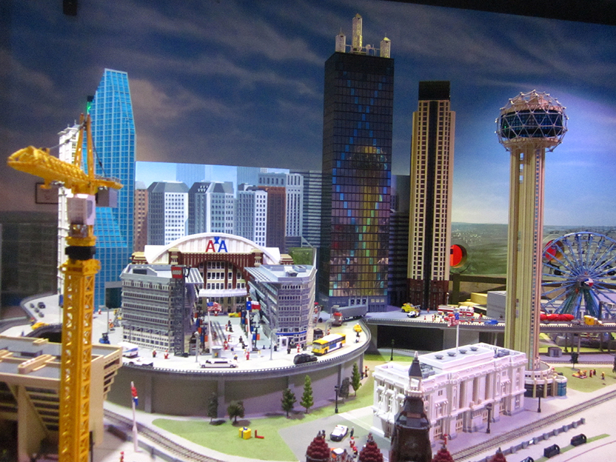 A Visit To Grapevine Legoland Dallas Fort Worth In Lego