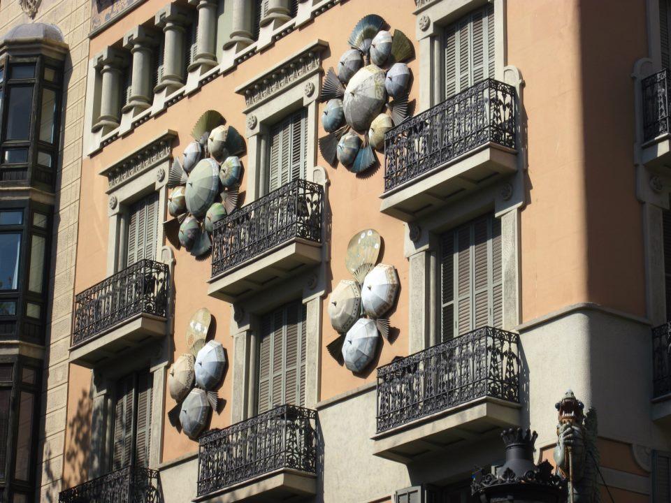 Barcelona - orientalism on Las Ramblas