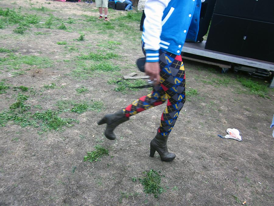 hipster fashion in friedrichshain