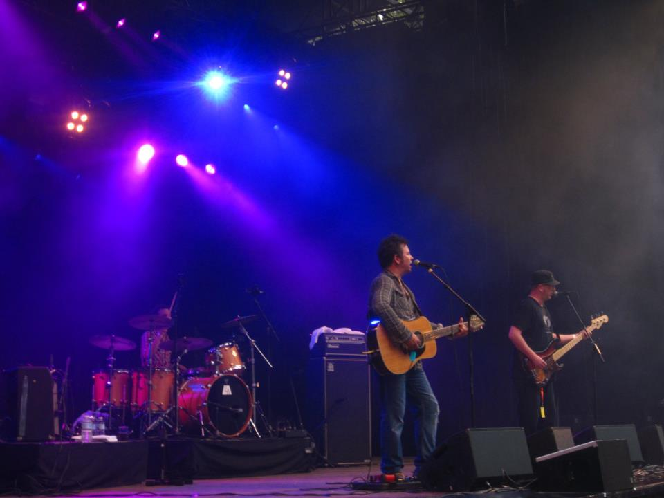 Live act at 2012 Cactus Festival