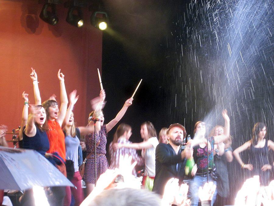 Indie music festival - Shantel
