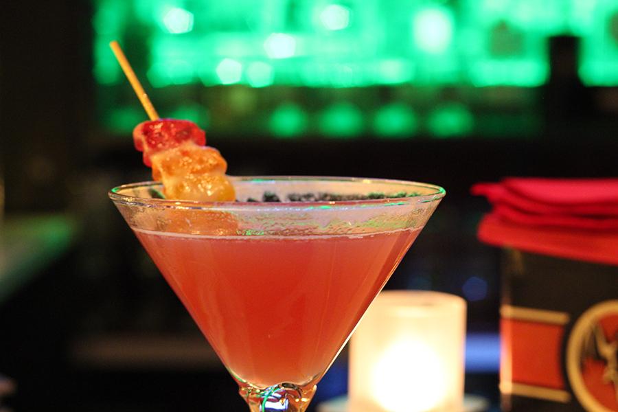 boston cocktail bar