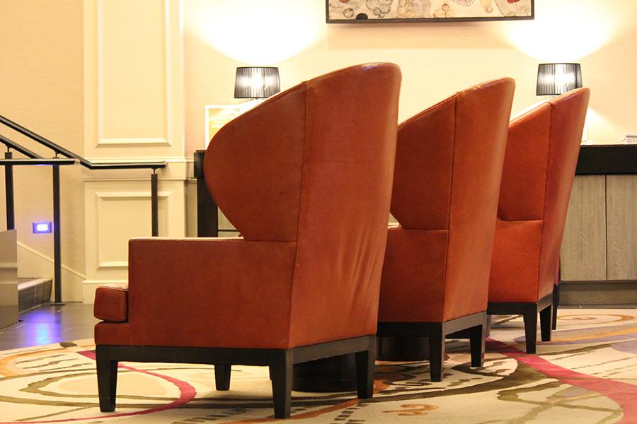 hotel abri lobby