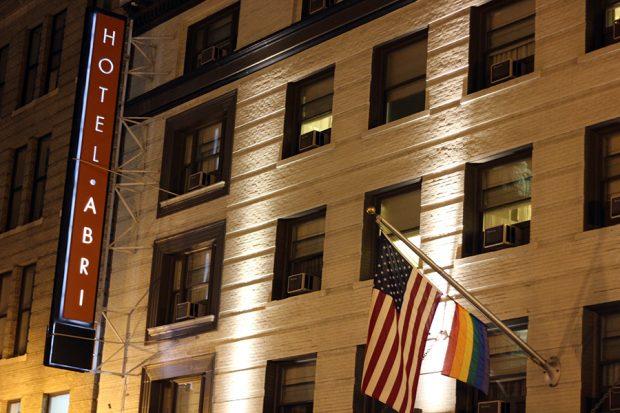 Gay-friendly hotel in San Francisco
