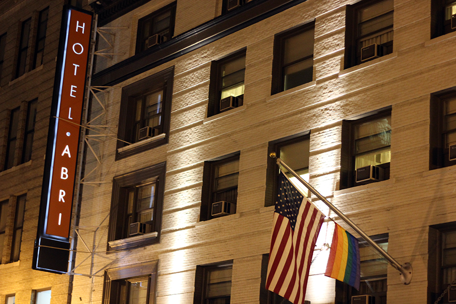 Gay-friendly hotel in San Francisco