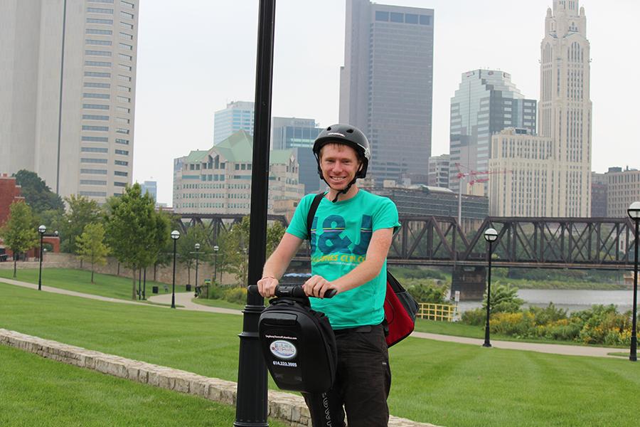Segway tour Ohio
