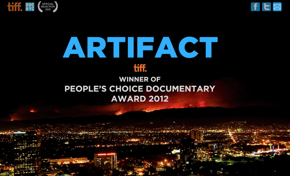 Chester in the 30 Seconds to Mars film, 'Artifact' - Side ...