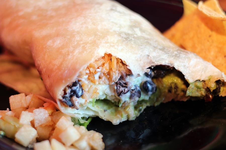 Papalote burrito