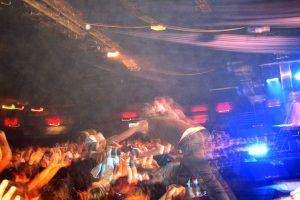 London club inside