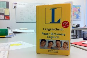 German language dictionary