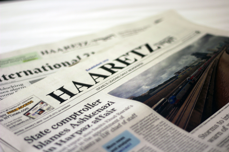 haaretz-newspaper