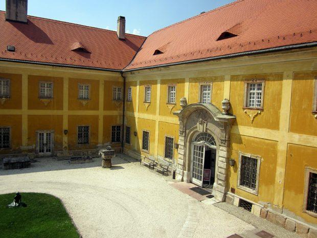 Kiscelli Museum Budapest