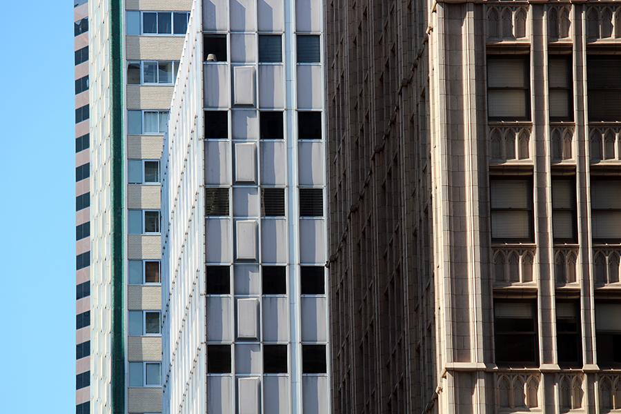 Dallas buildings
