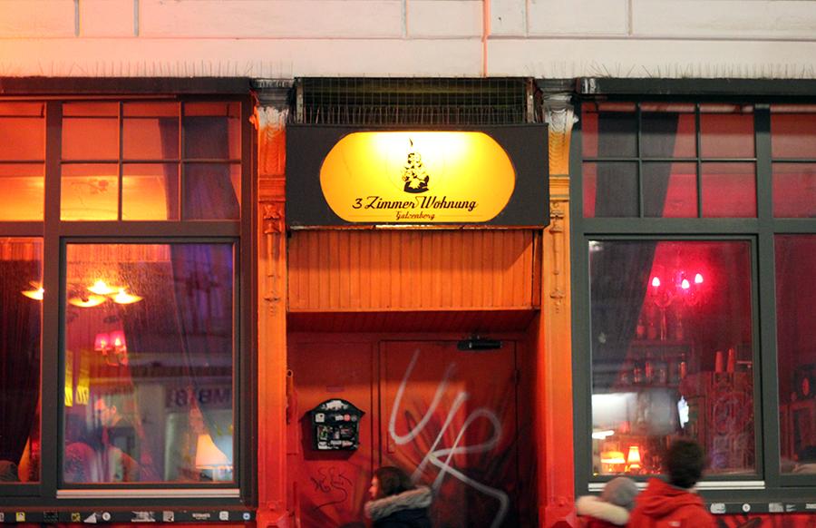 St. Pauli / Reeperbahn bar