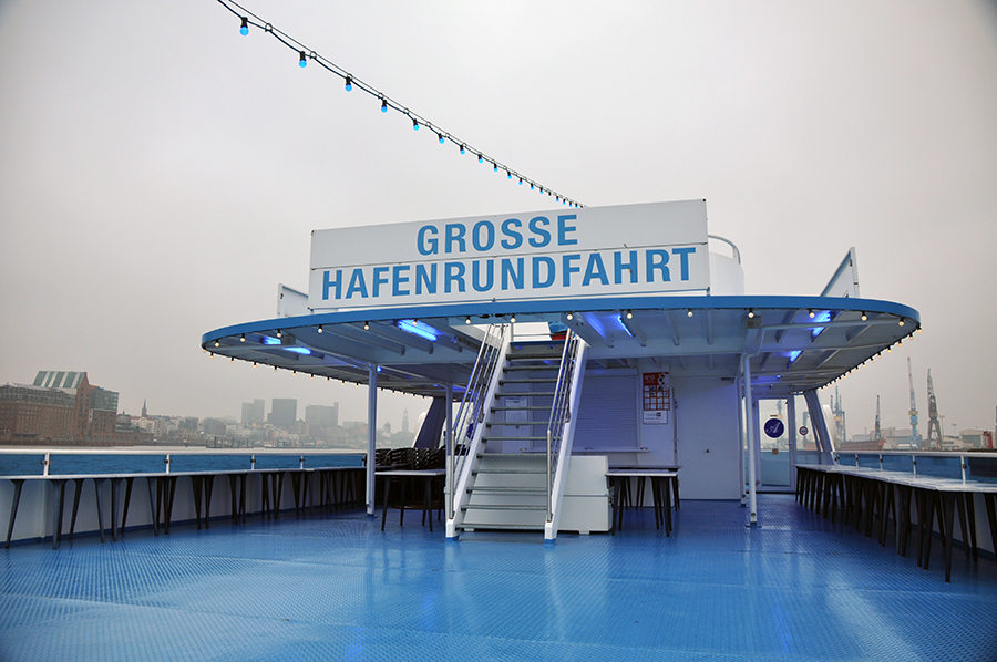 boat tour Hamburg