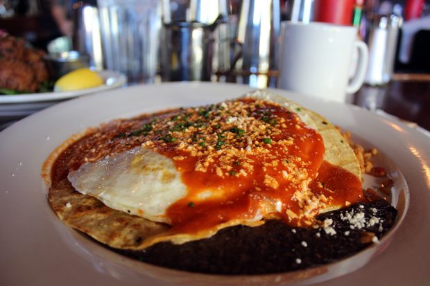 Tex-mex brunch in Boston