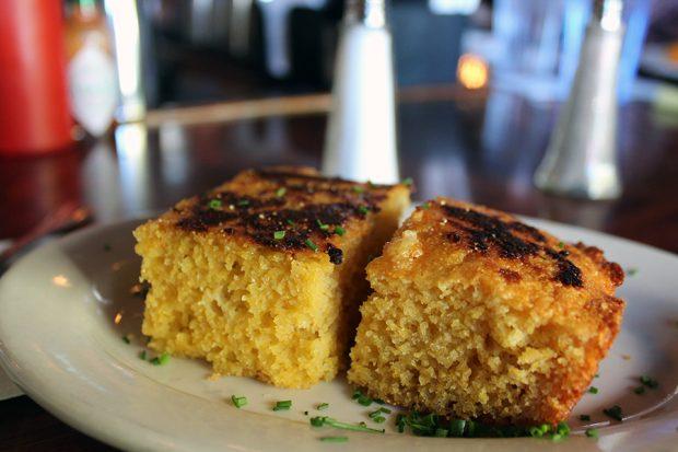 Highland Kitchen cornbread