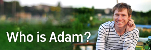 who is travels of adam?