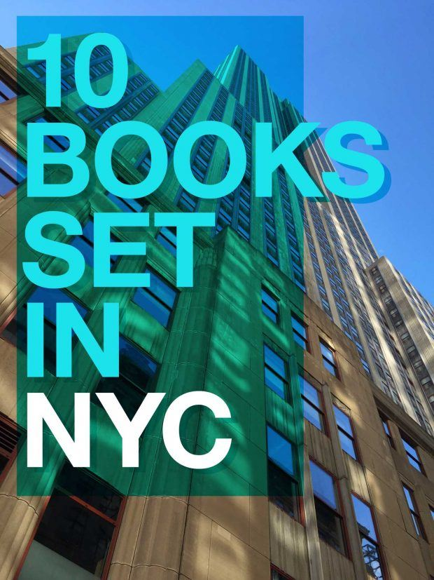 10 BOOKS SET IN NYC