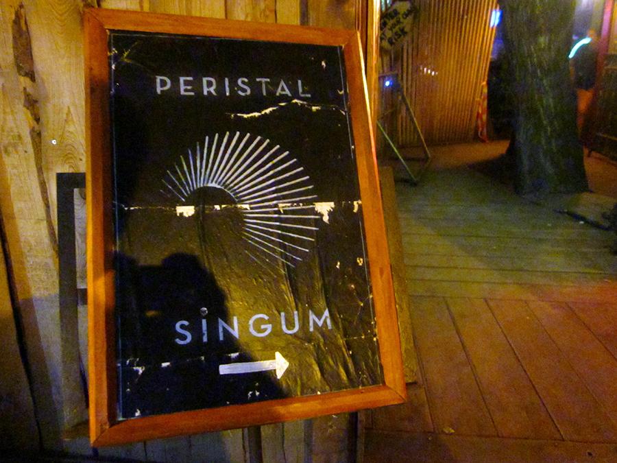 Peristal Signum Berlin bar