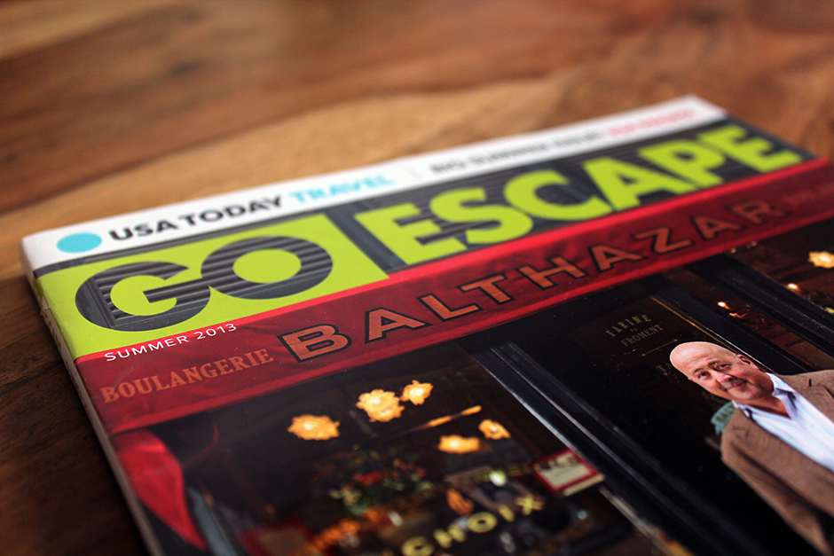 Go Escape USA Today