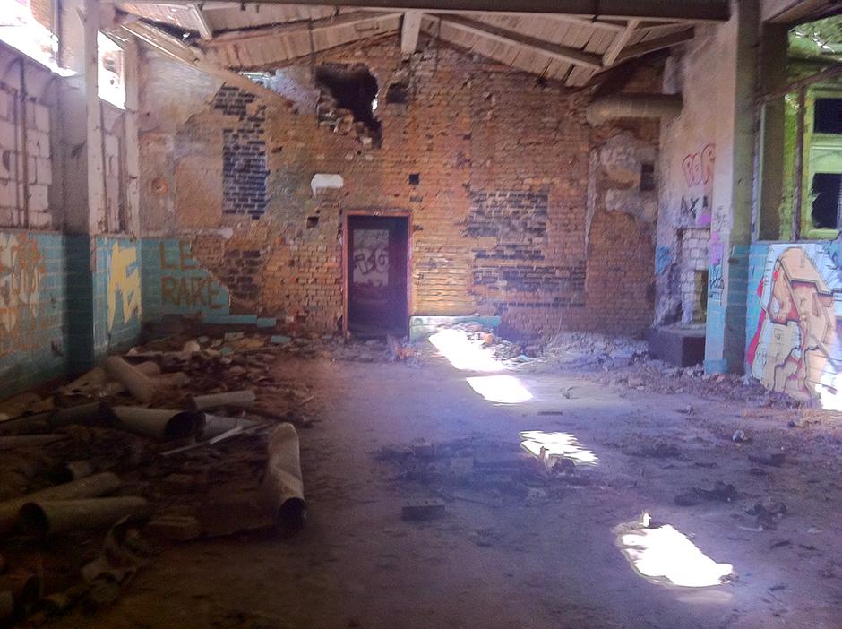 Abandoned Berlin Hospital