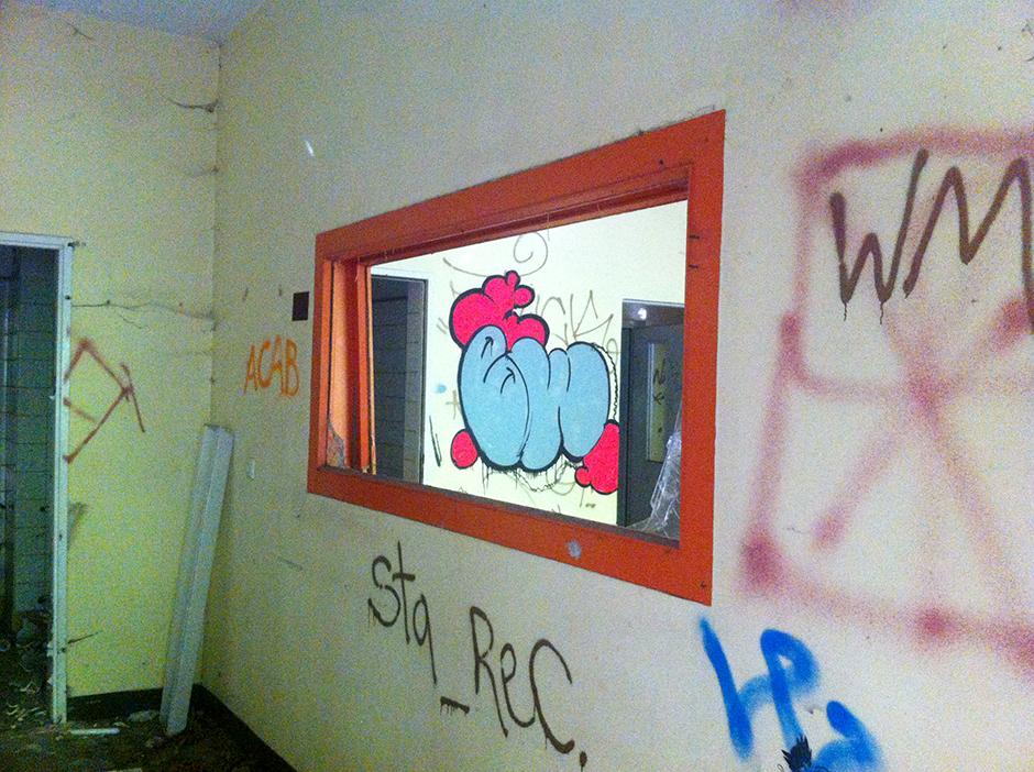 kinderkrankenhaus abandoned