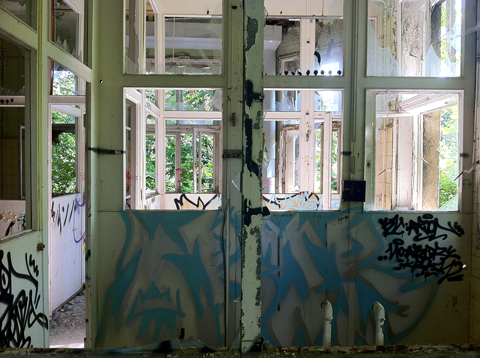 krankenhaus abandoned