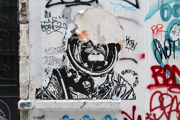 Street Art in Antwerpen