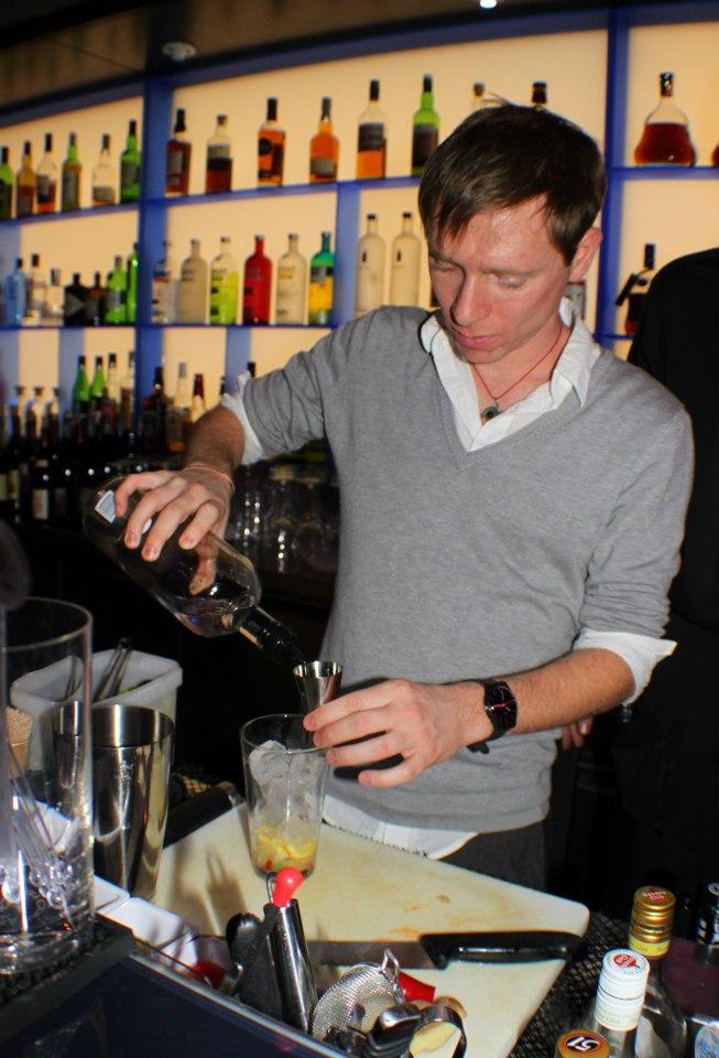 Art of Making Cocktails