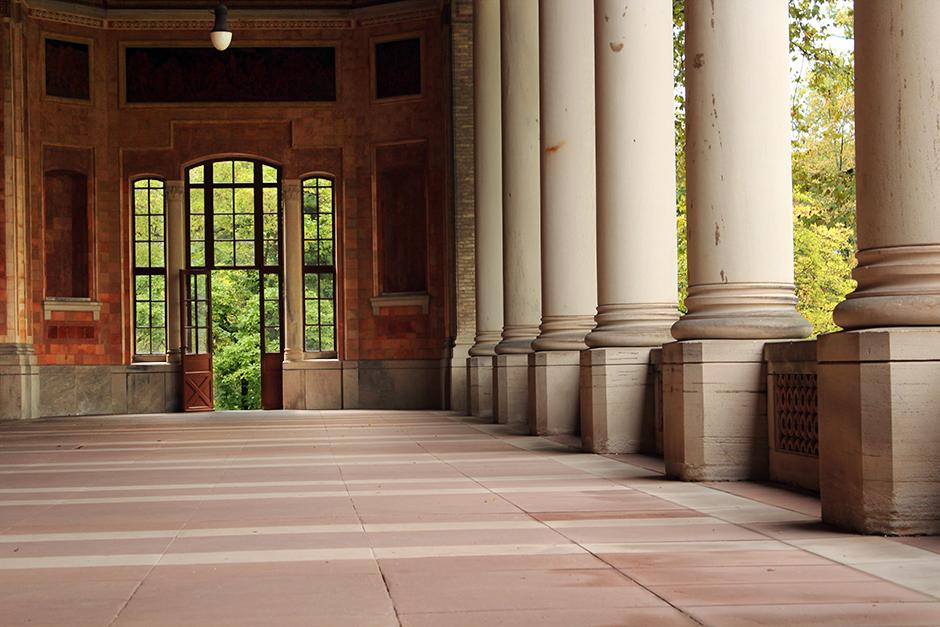 Baden-Baden (Isn't it elegant?)