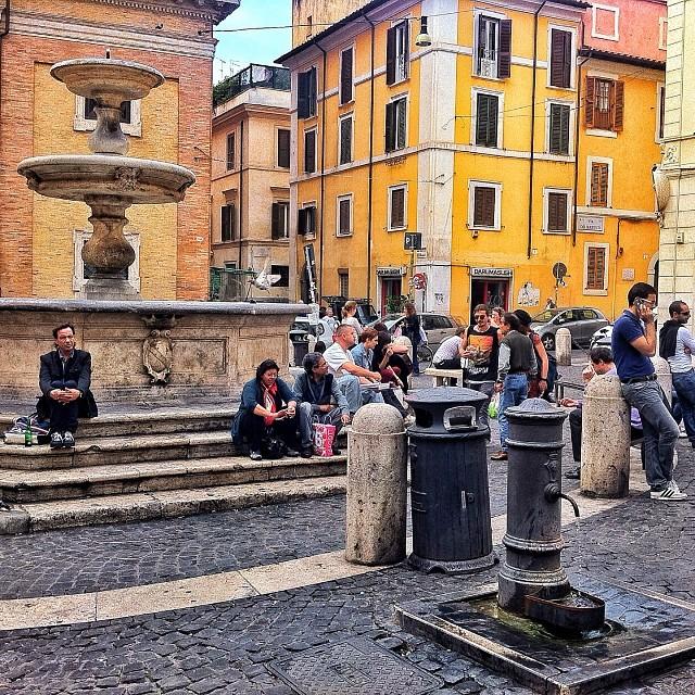 Monti Neighborhood, Rome