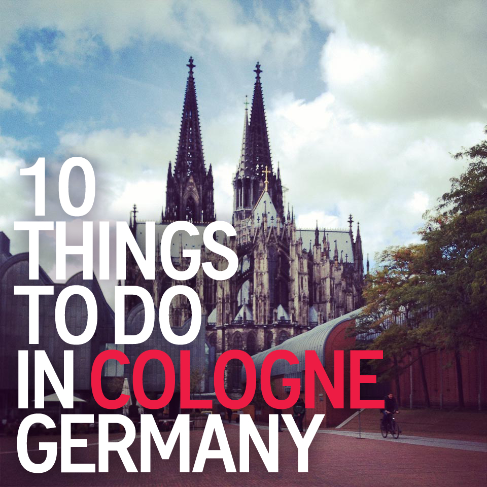 Things To Do in Köln