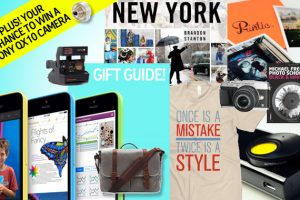 2013 Gifts for Men - Camera Guide