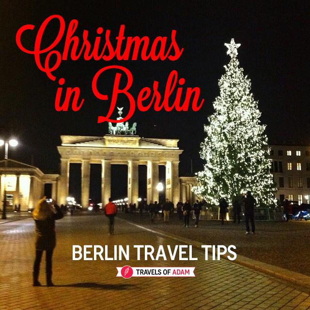 Christmas in Berlin Tips