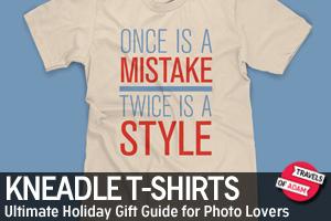 Kneadle t-shirts