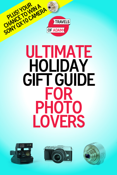 Ultimate Holiday Gift Guide for Photography Lovers