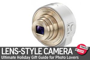 Lens-style Camera